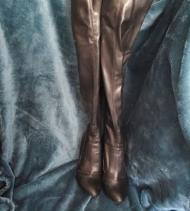 Nine west over the knee boots
